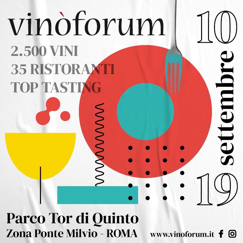 Recensione di Vinoforum 2021 – Parco Tor Di Quinto