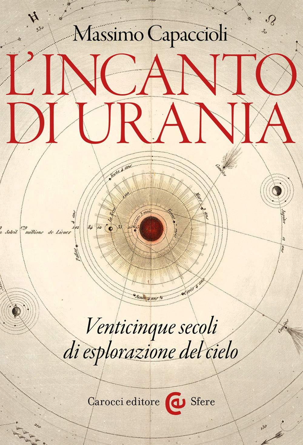 Recensione di L'Incanto Di Urania – Massimo Capaccioli